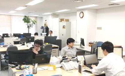 株式会社パスカル東京支店